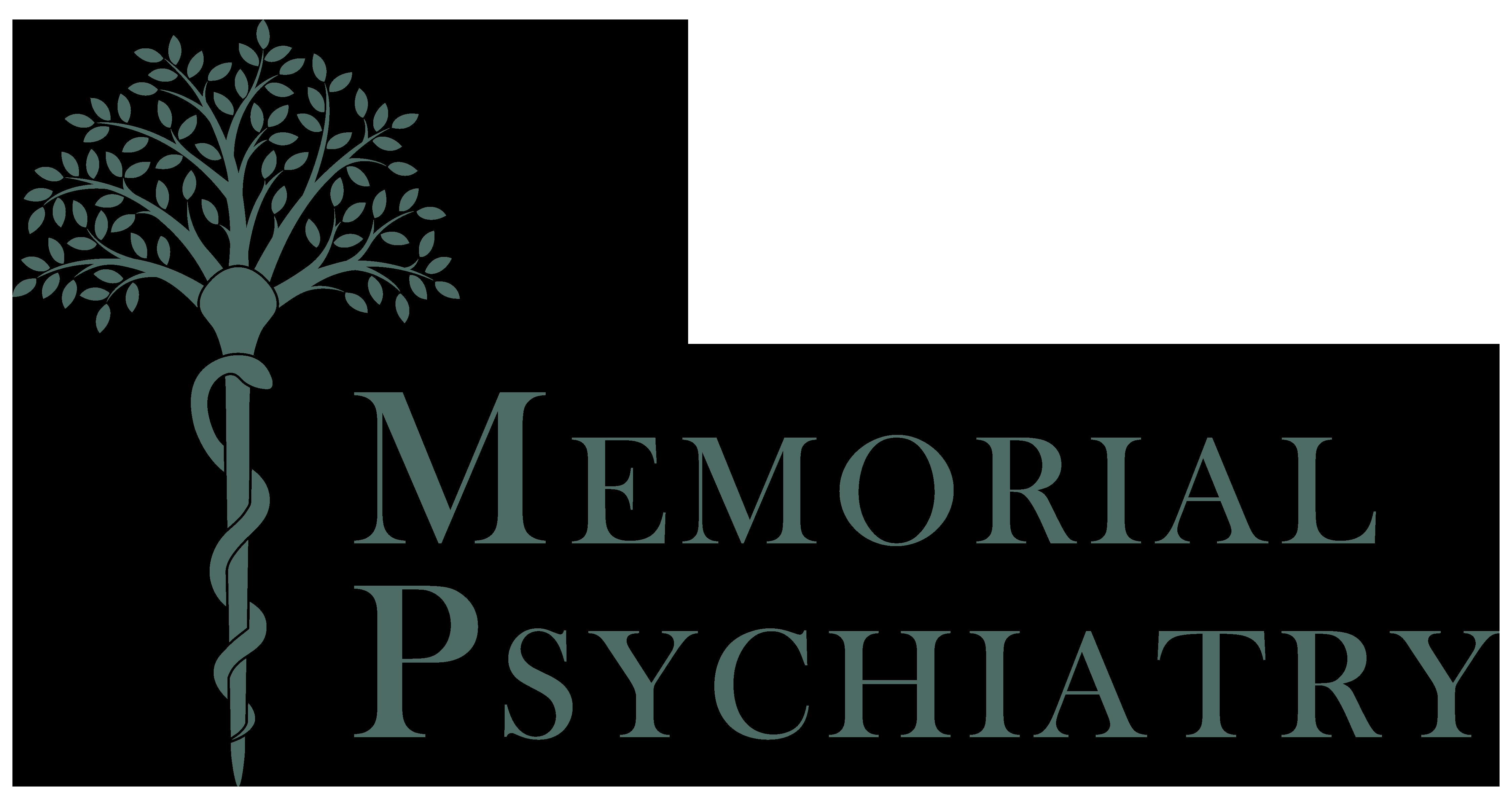 Memorial Psychiatry Logo - Board Certified Psychiatrists Houston